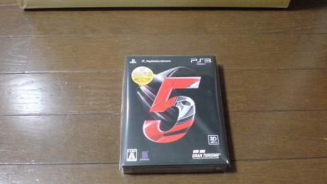 グランツーリスモ5 ゲット!(PS3 GT5)①_②.JPG