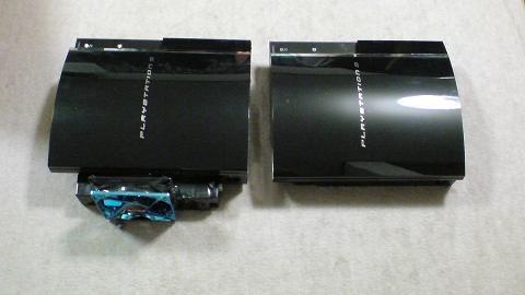 今のうちに初期型PS3のHDDを2台とも換装する!?②.JPG
