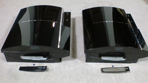 今のうちに初期型PS3のHDDを2台とも換装する!?⑨.JPG