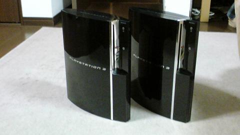 実は、PS3 2号機は、初期型 60GB では無かった...②.JPG