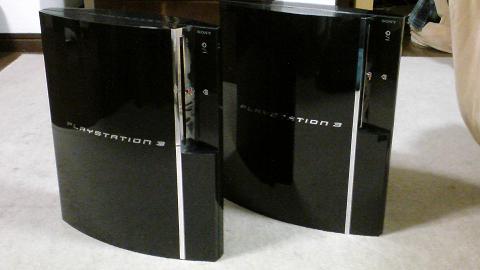 実は、PS3 2号機は、初期型 60GB では無かった...④.JPG