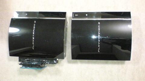 実は、PS3 2号機は、初期型 60GB では無かった...⑩.JPG