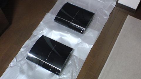 2台の初期型PS3の修理結果について...⑬.JPG