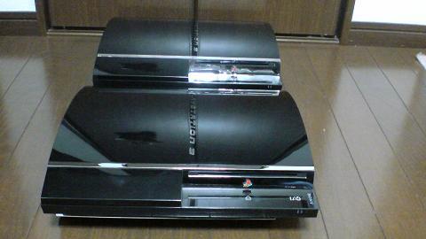 2台の初期型PS3の修理結果について...⑯.JPG