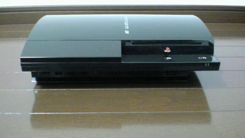 PS3 20GB(2号機)のすっぴん!?写真⑦.JPG
