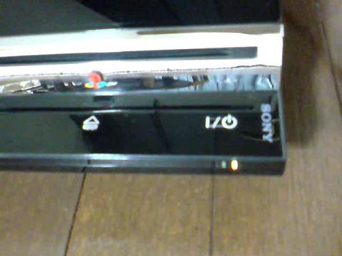 PS3 60GBが、赤点滅...③.JPG