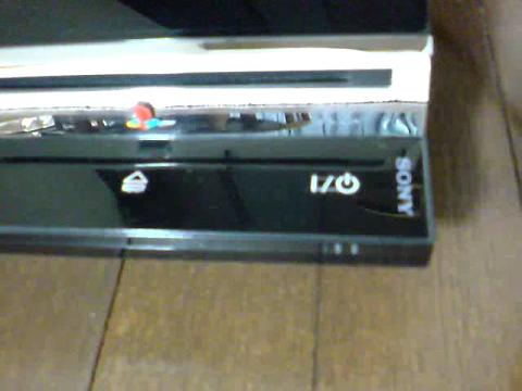 PS3 60GBが、赤点滅...④.JPG