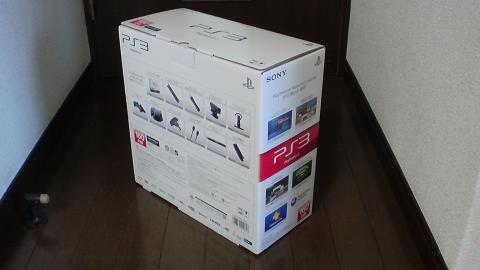 PS3 CECH-3000A の外箱⑨.JPG
