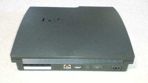 PS3 CECH-3000A の外観⑦.JPG