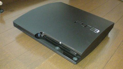 PS3 CECH-3000A の外観⑩.JPG