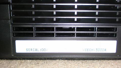 PS3 CECH-3000A の外観⑰.JPG