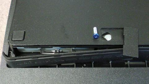 PS3 CECJ-3000A HDD取り出し④.JPG