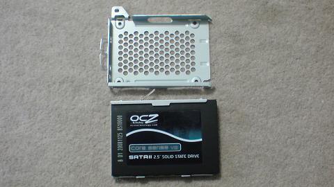 PS3 2号機のSSDを3号機へ換装04.JPG