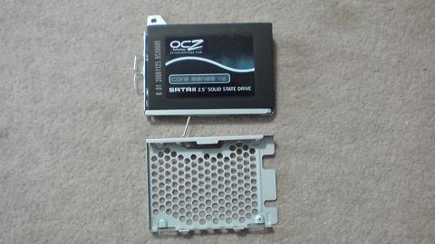 PS3 2号機のSSDを3号機へ換装05.JPG