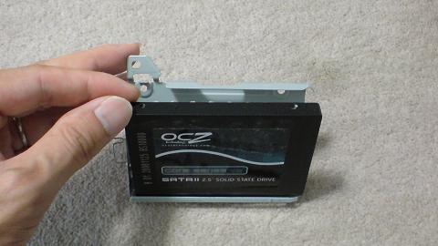 PS3 2号機のSSDを3号機へ換装06.JPG