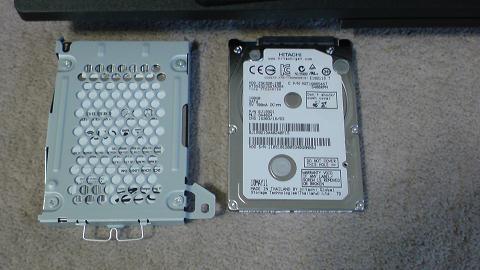 PS3 2号機のSSDを3号機へ換装11.JPG