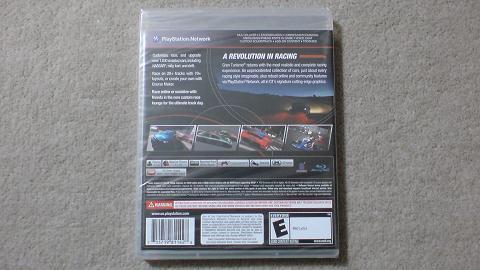 PS3 GRAN TURISMO 5 の通常版と言いつつも...②.JPG