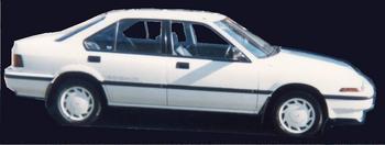 ホンダ クイントインテグラ・4ドアセダン GSi 1600cc DOHC16バルブ PGM-FI仕様 E-DA1 5MT③.jpg