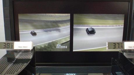 互換機能を使用し、PS2用グランツーリスモ4で、ニュルブルクリンクを CR-X EF8 で走行!③.JPG