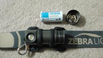 電球とLEDヘッドライトの使用電池⑨.JPG