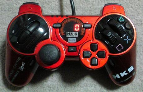 HKS Racing Controller の認識をコントロールパネルで確認!_01.JPG