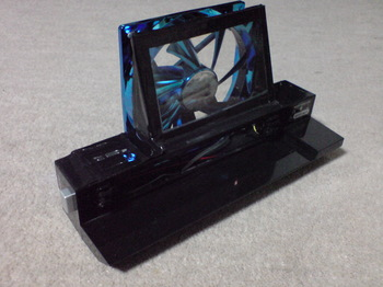 INTERCOOLER TS for PS3 FAN交換(完了)④.JPG