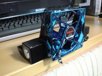 INTERCOOLER TS for PS3 FAN交換(PS3 60GB取り付け前)③.JPG