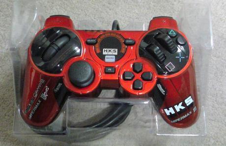 PS3 HKSレーシングコントローラパッケージ開封時の写真③.JPG