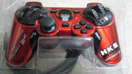 PS3 HKSレーシングコントローラパッケージ開封時の写真④.JPG