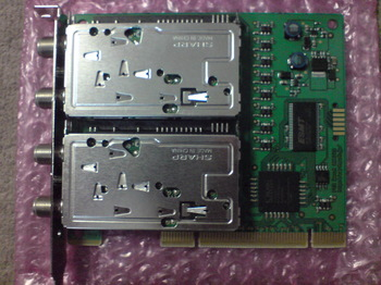 PT2 SHARP製チューナーモジュール.JPG