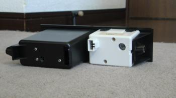 iPod nano (5th) 専用の車載ホルダーの再加工⑥.JPG