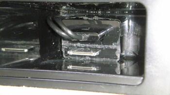 iPod nano (5th) 専用の車載ホルダーの加工⑨.JPG