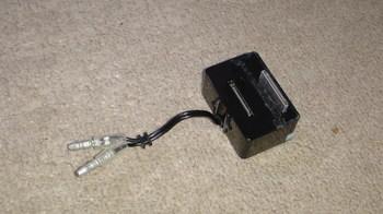 iPod nano (5th) 専用の車載ホルダーの加工⑬.JPG
