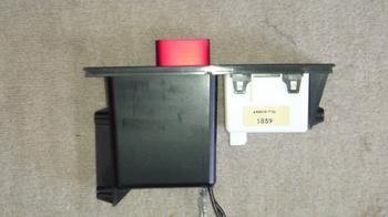 iPod nano (5th) 専用車載ホルダーへのドッキング!⑤.JPG